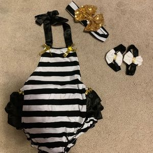Other - Baby ruffle romper